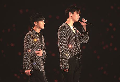 TOHOSHINKI「TOHOSHINKI LIVE TOUR 2017 ~Begin Again~」